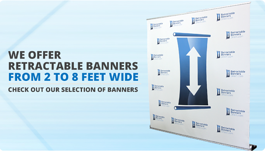 Retractable Banners Direct