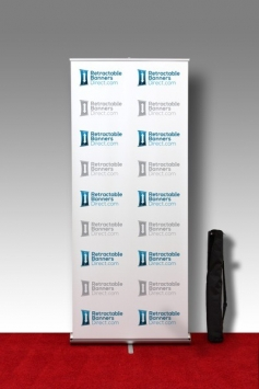"32"" Wide Retractable Banner Systems"